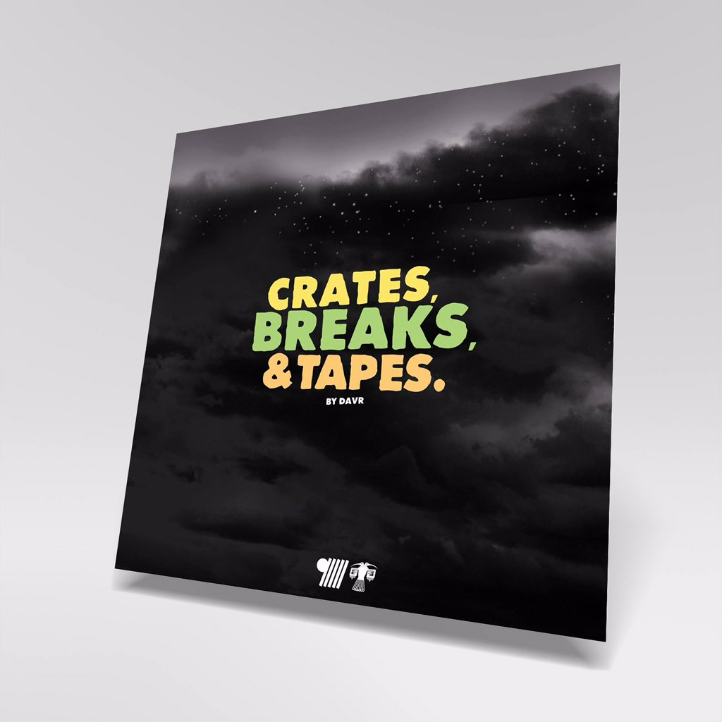 Davr - Crates, Breaks & Tapes