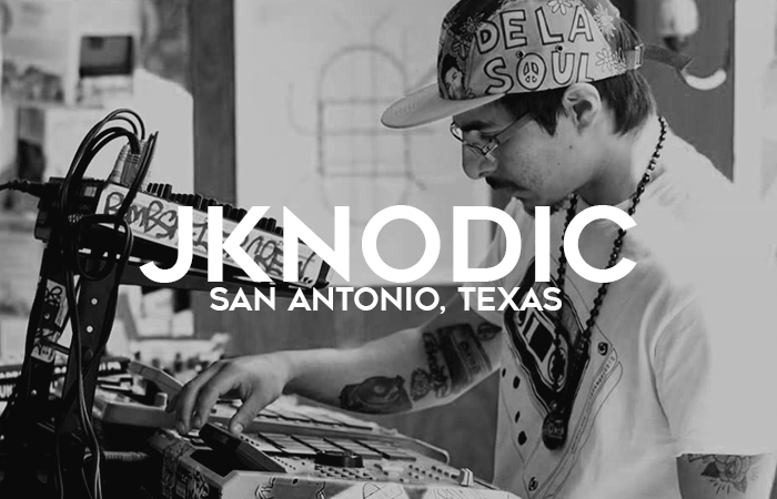 Exclusive: JKnodic - Knowledge