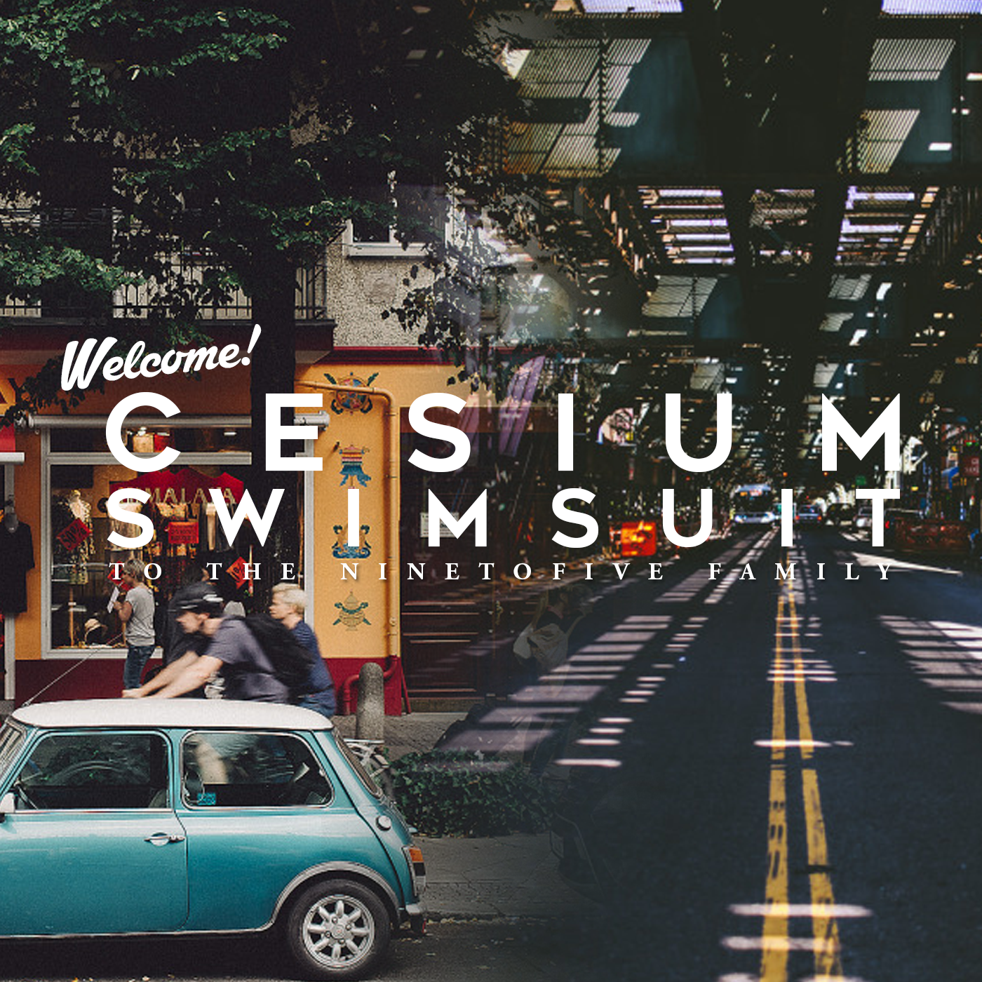 Welcome - Cesium Swimsuit