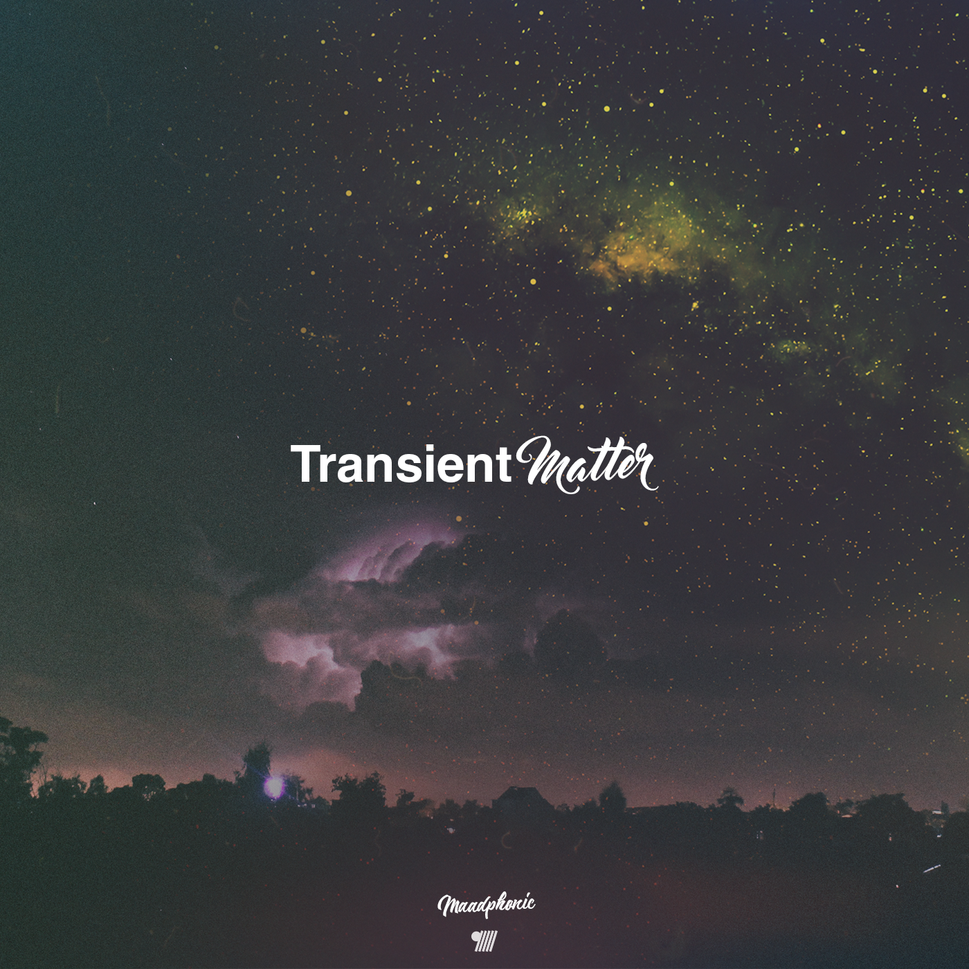 Maad Phonic - Transient Matter EP