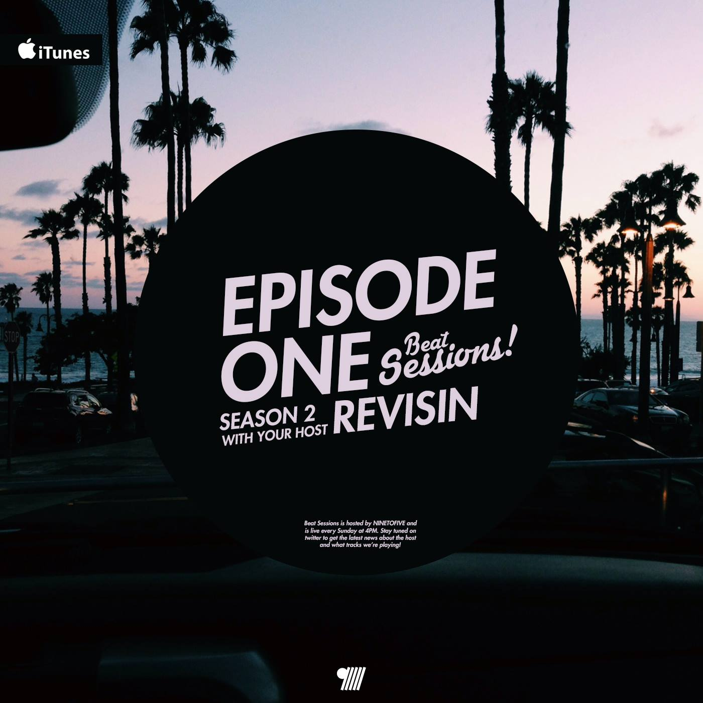 Beat Sessions: S02E01 with REVISIN