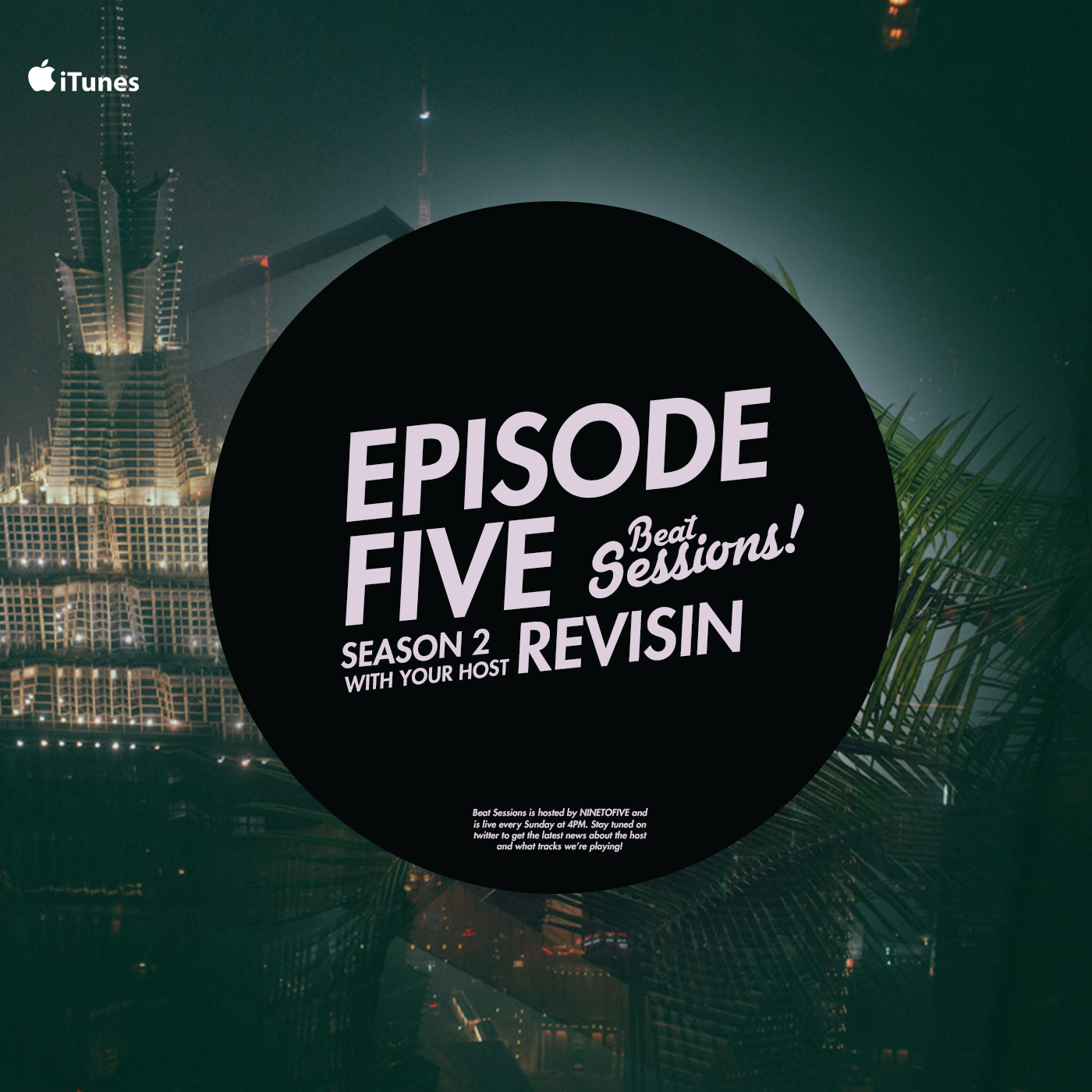 Beat Sessions: S02E05 with REVISIN