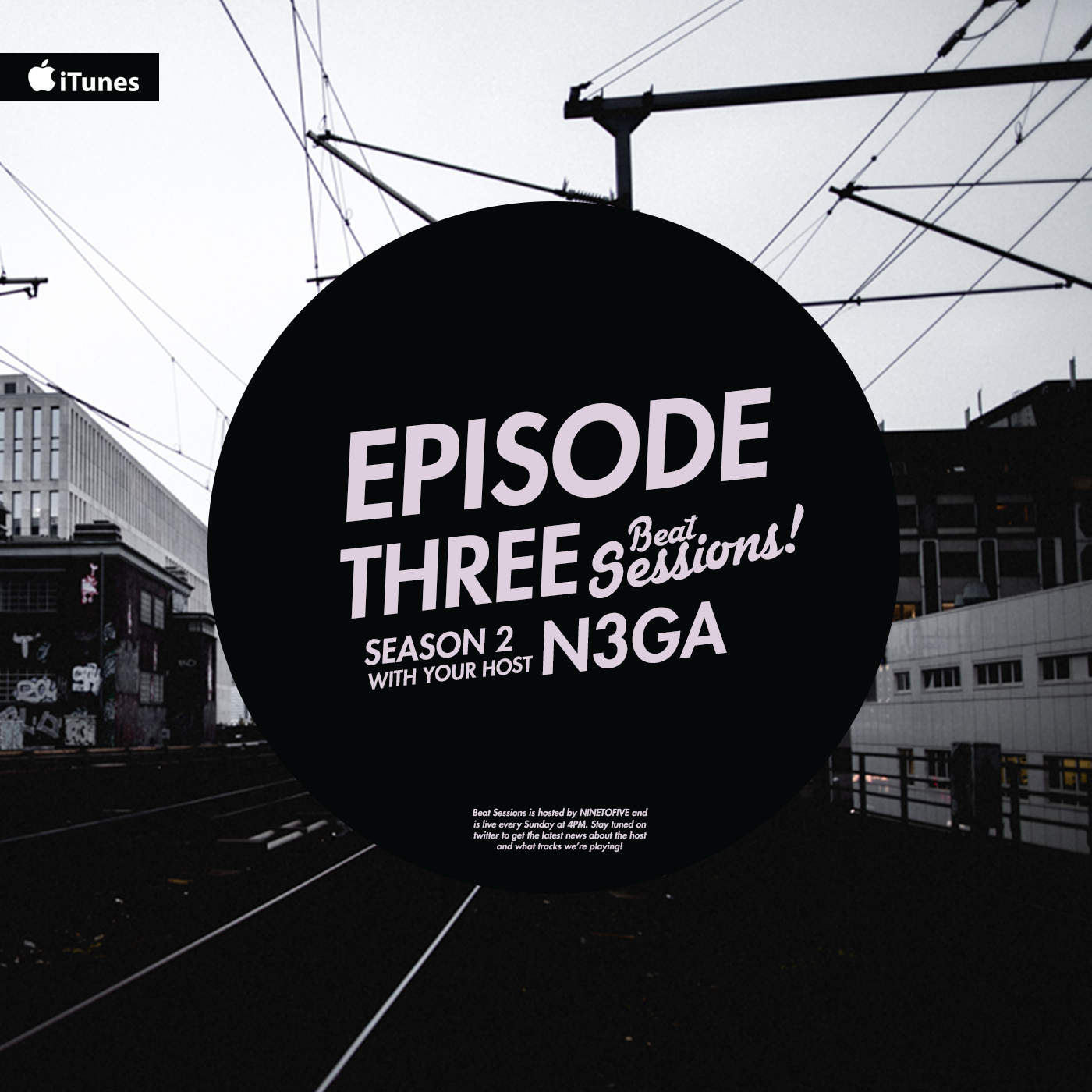 Beat Sessions: S02E03 with NEGA