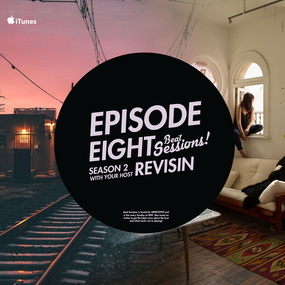 Beat Sessions: S02E08 with Revisin.