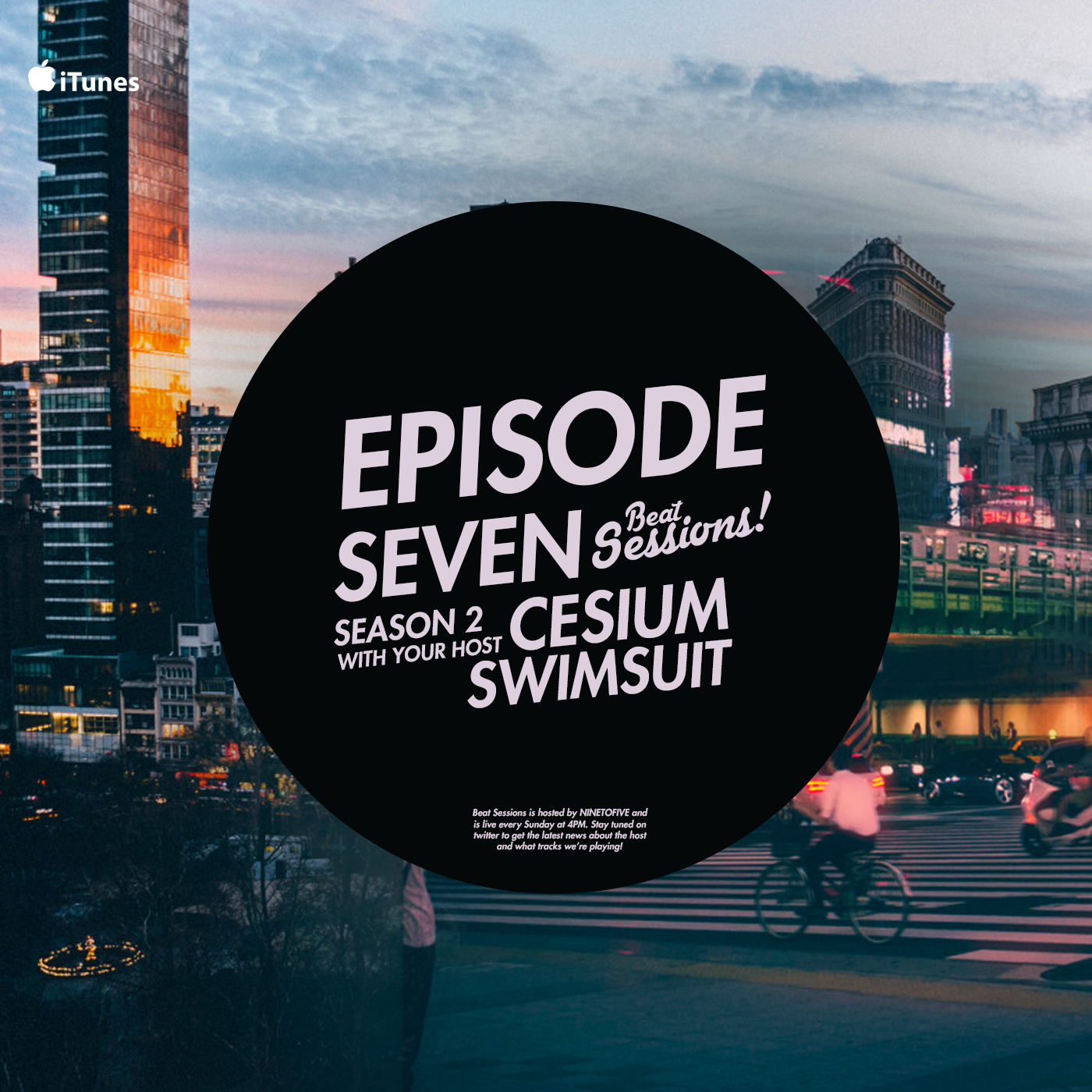 Beat Sessions: S02E07 with Cesium Swimsuit.