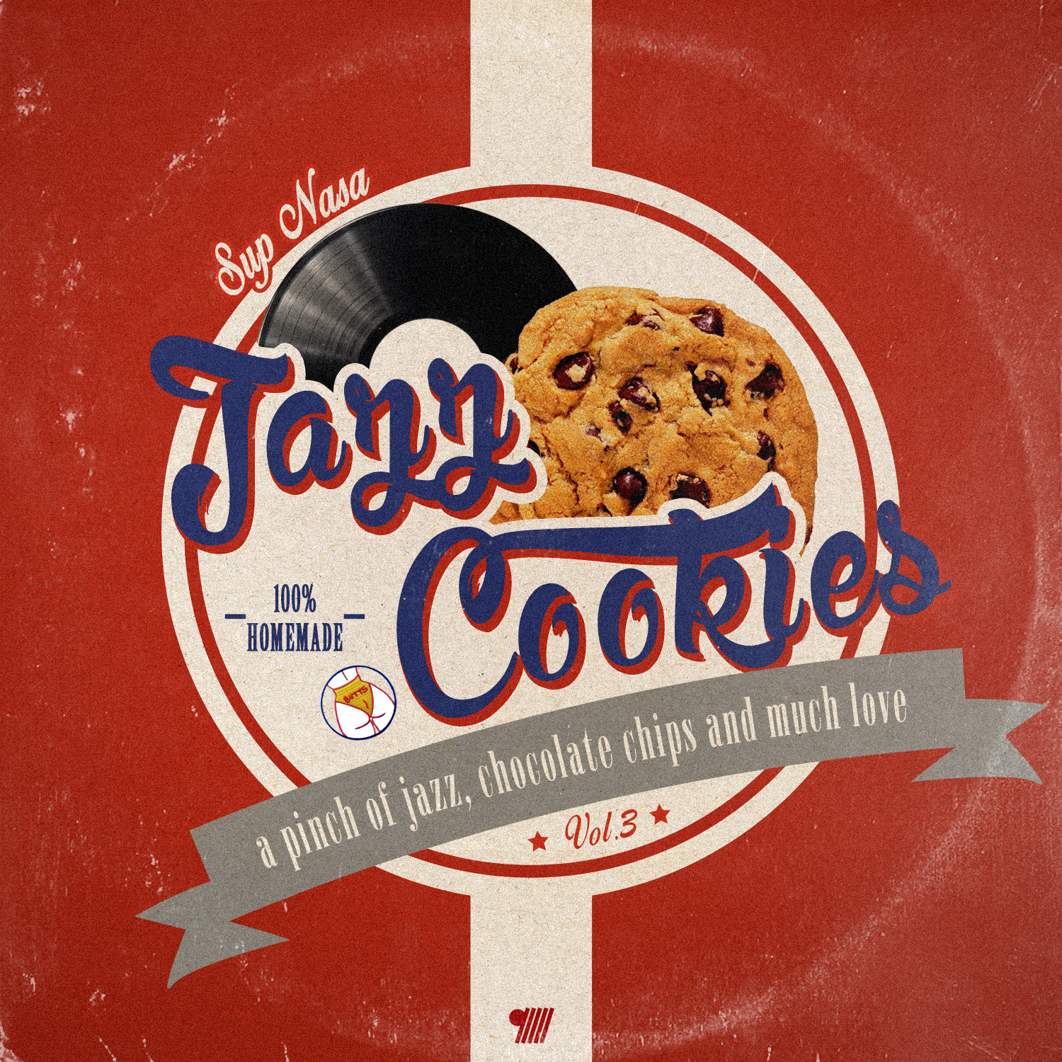 Sup Nasa - Jazz Cookies Volume. 3