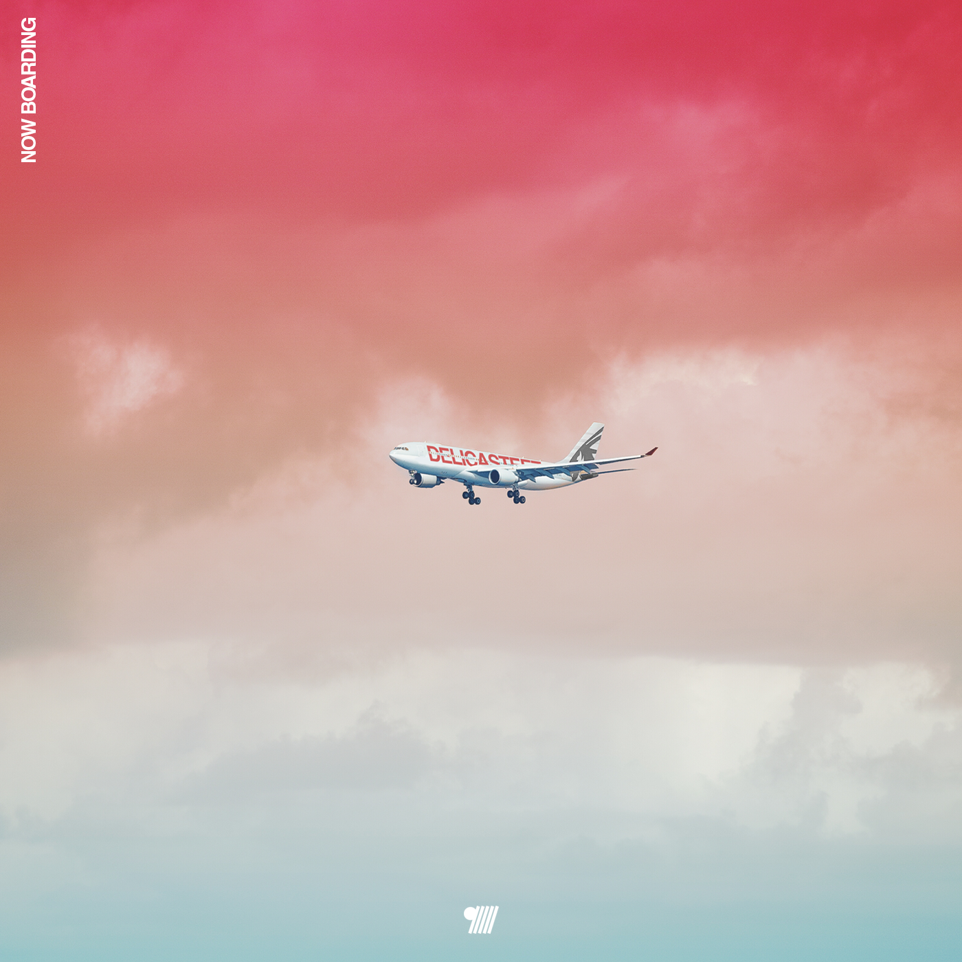 Delicasteez - Now Boarding (EP)