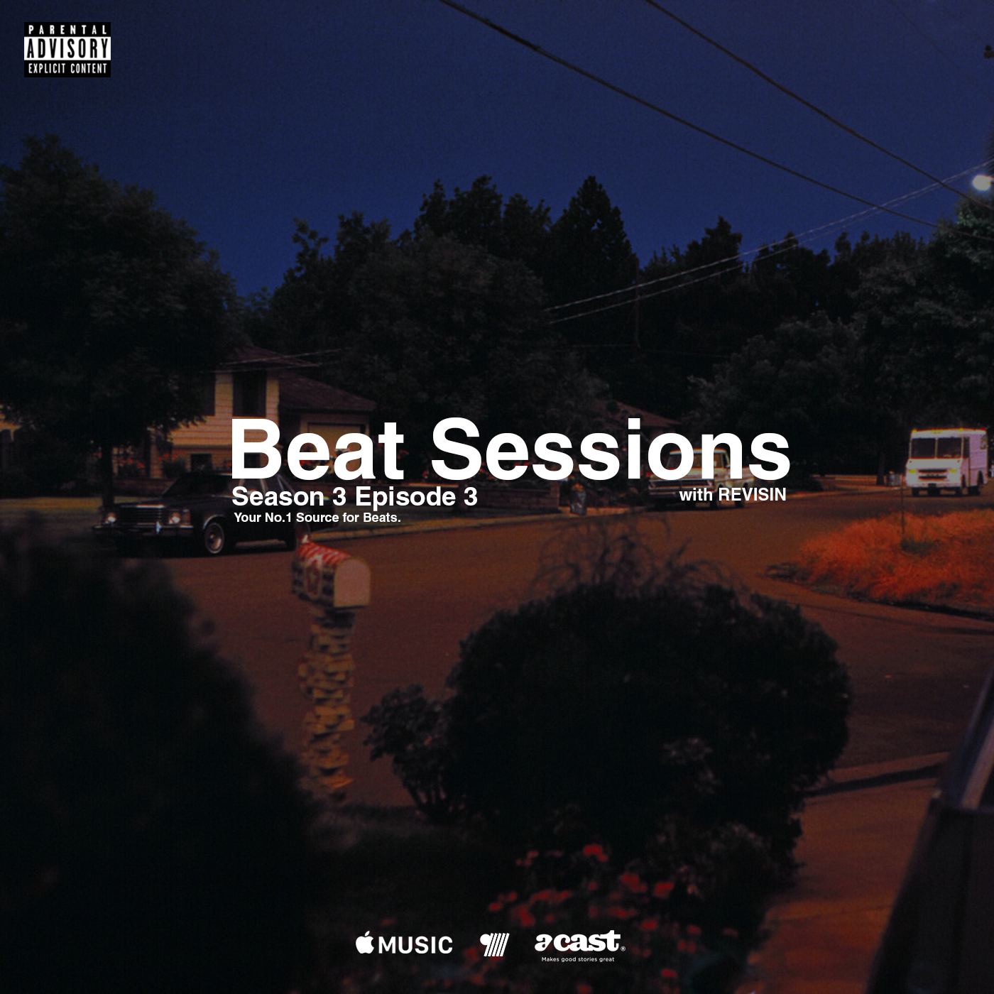 Beat Sessions: S03E03 with REVSN