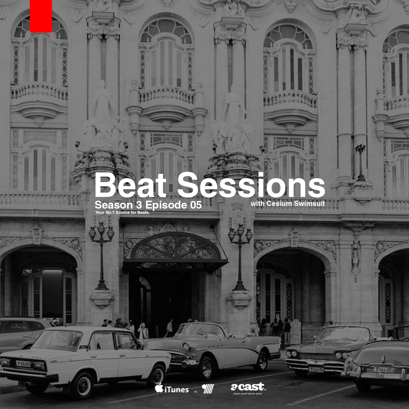 Beat Sessions: S03E05 with Cesium Swimsuit