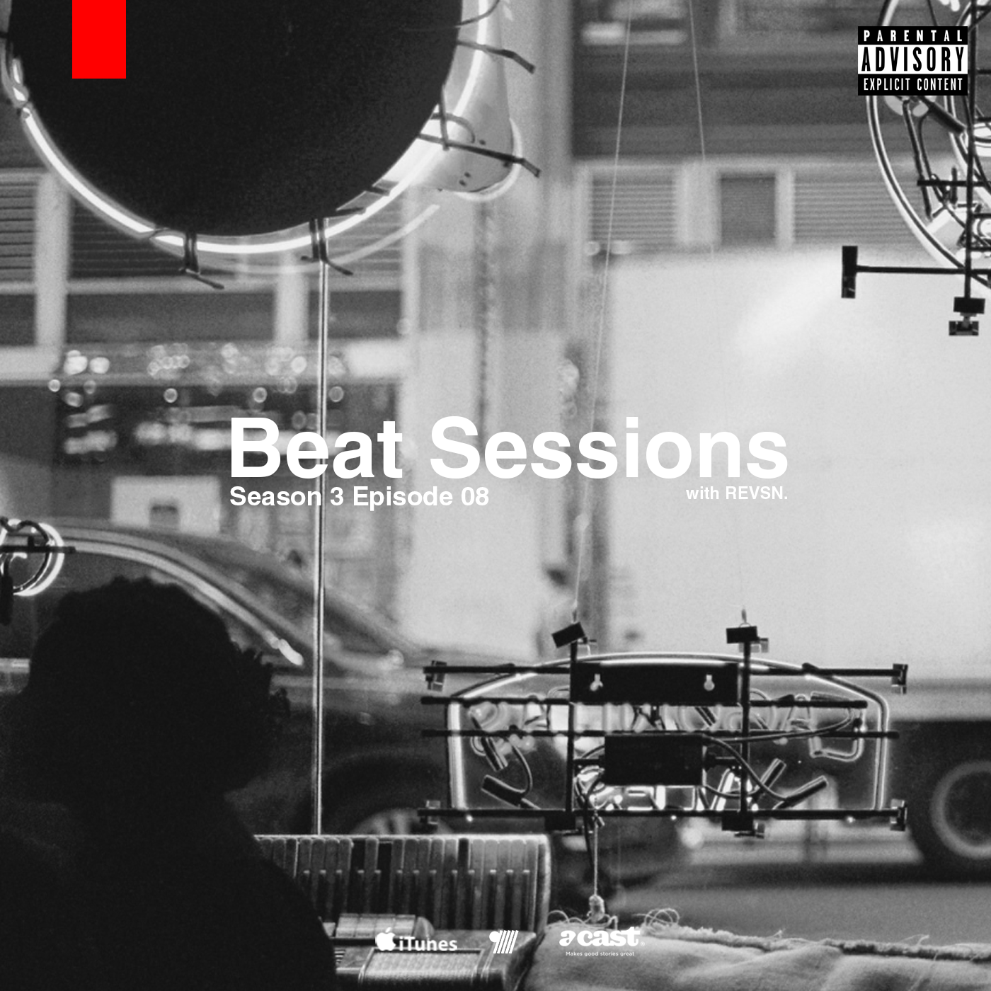 Beat Sessions: S03E08 with REVSN.
