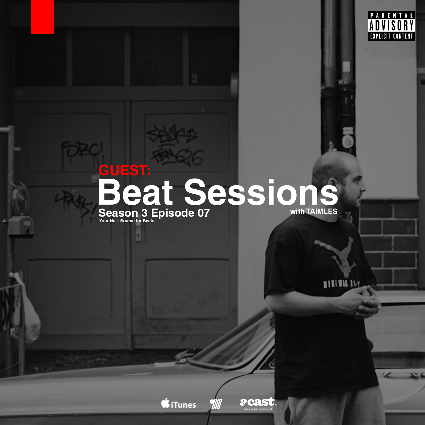 Beat Sessions: S03E07 with Taimles.
