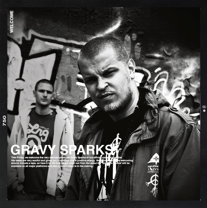 Welcome Gravy Sparks!