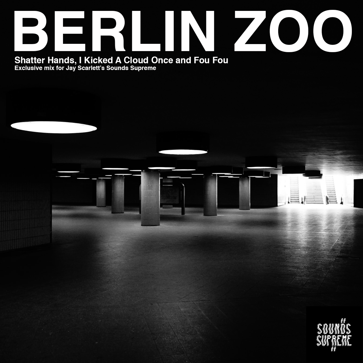 Berlin Zoo - Exclusively on Sounds Supreme