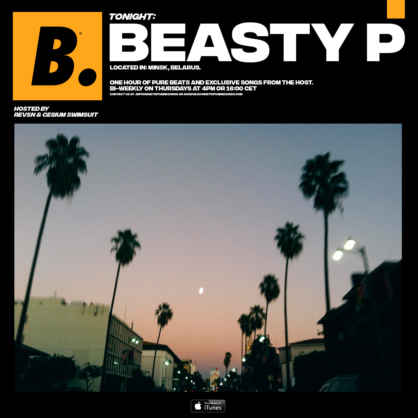Beat Sessions:S03E12 with Beasty P.