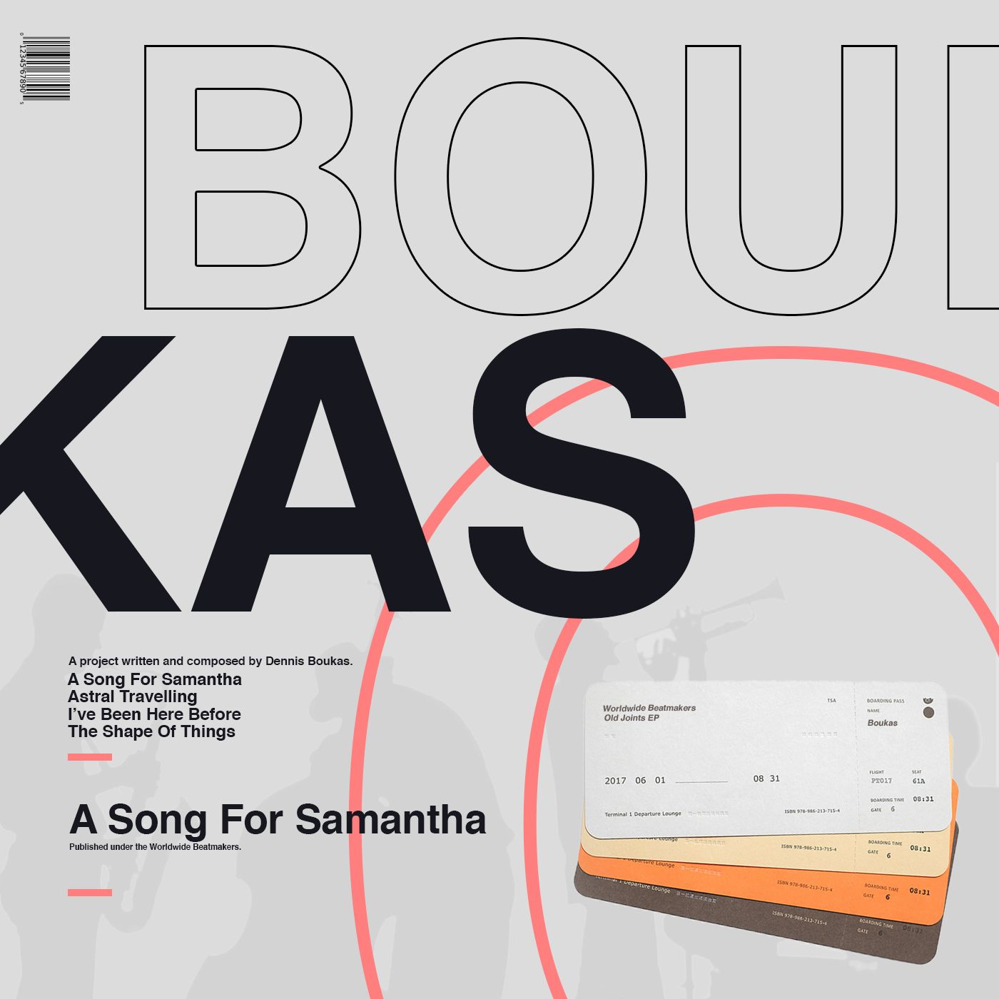 Boukas - A Song For Samantha