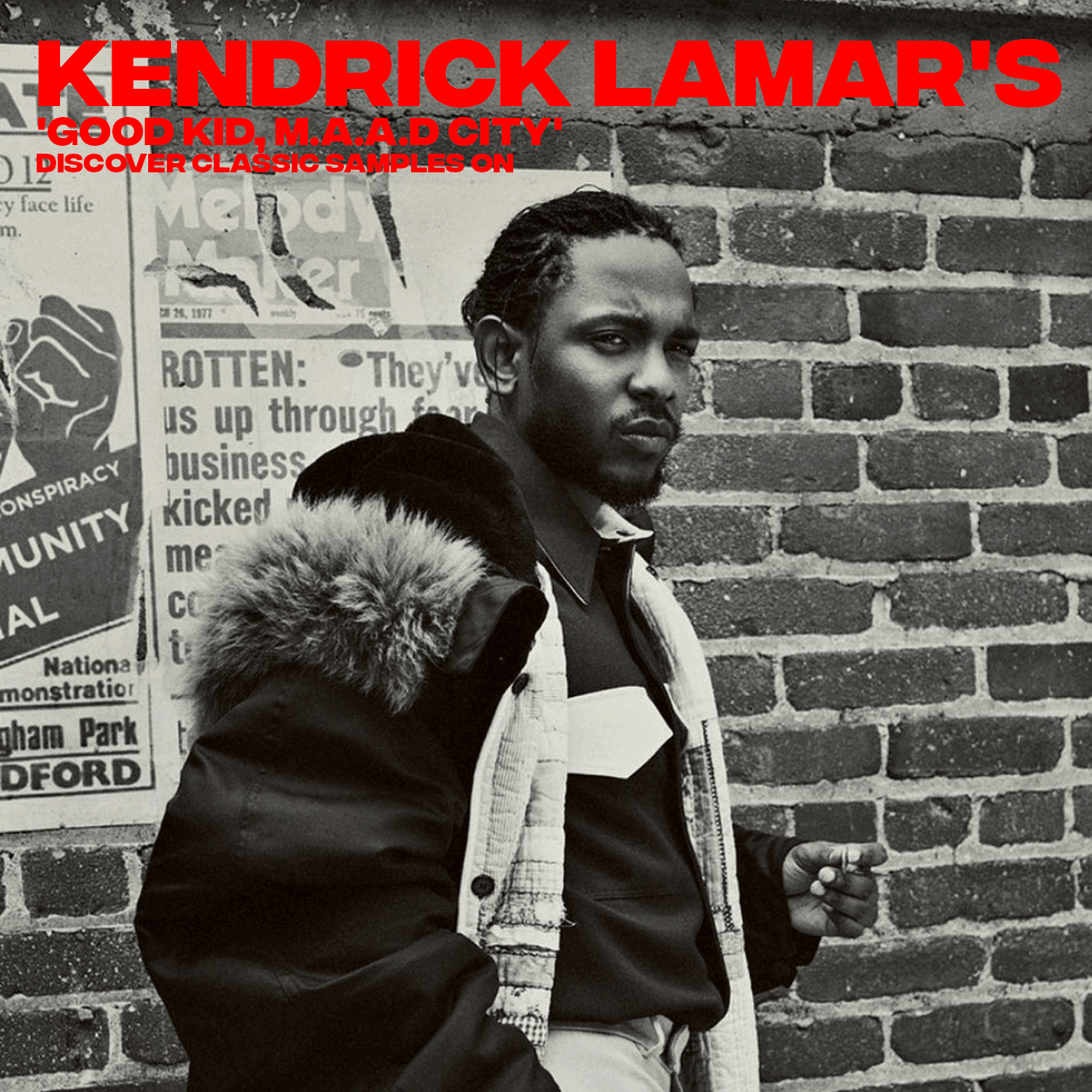 Discover Classic Samples On Kendrick Lamar's 'Good Kid, m.A.A.d City'