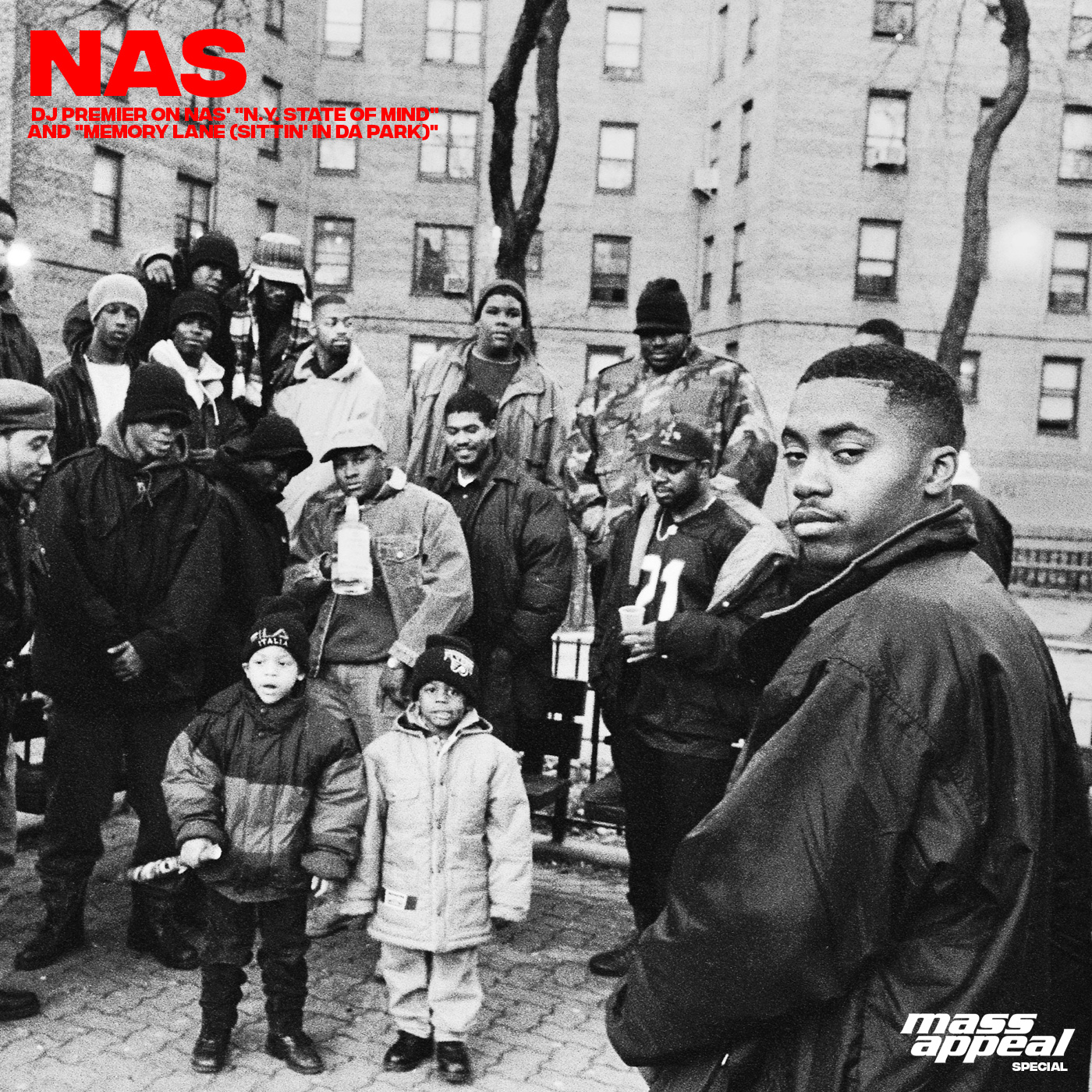 "Off The Record: DJ Premier on Nas' ""N.Y. State of Mind"" and ""Memory Lane (Sittin' in da Park)"""