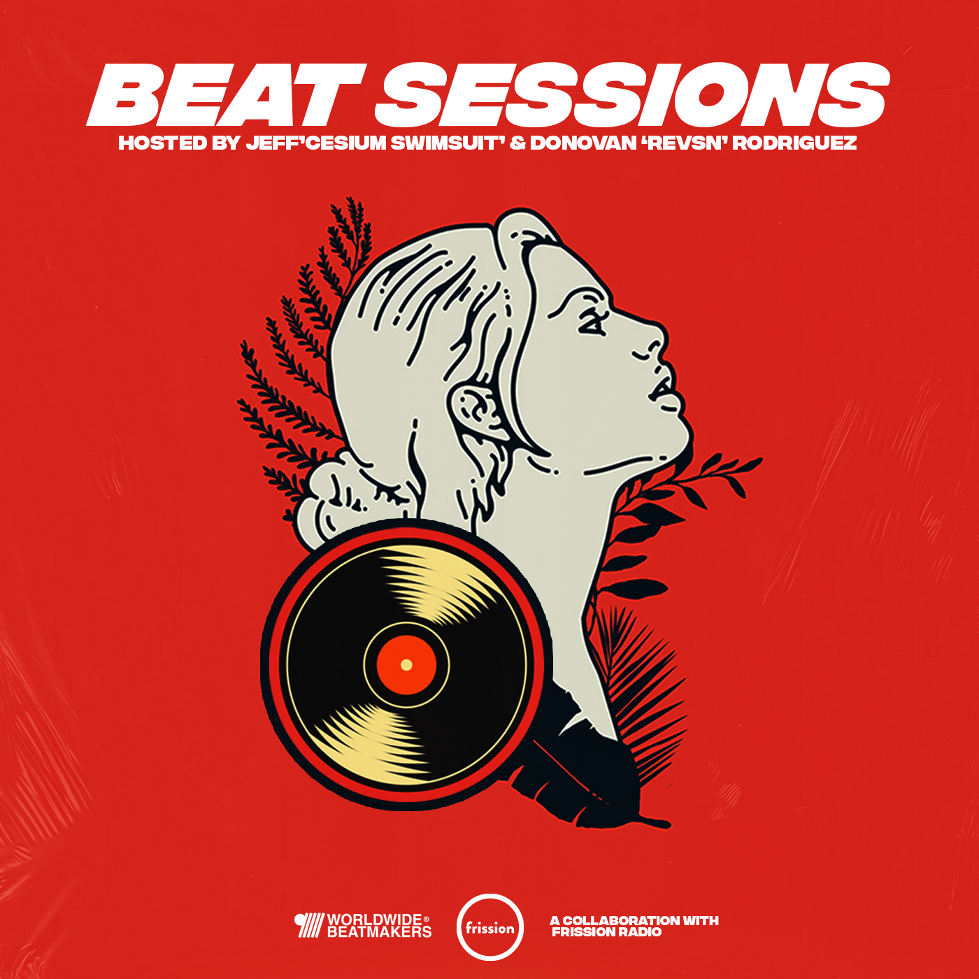 We're back! New Beat Sessions episode with Cesium Swimsuit!