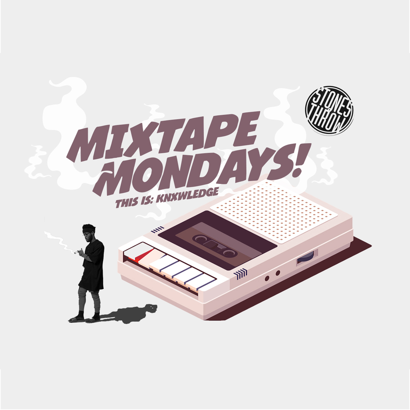 Mixtape Mondays - This is: Knxwledge.