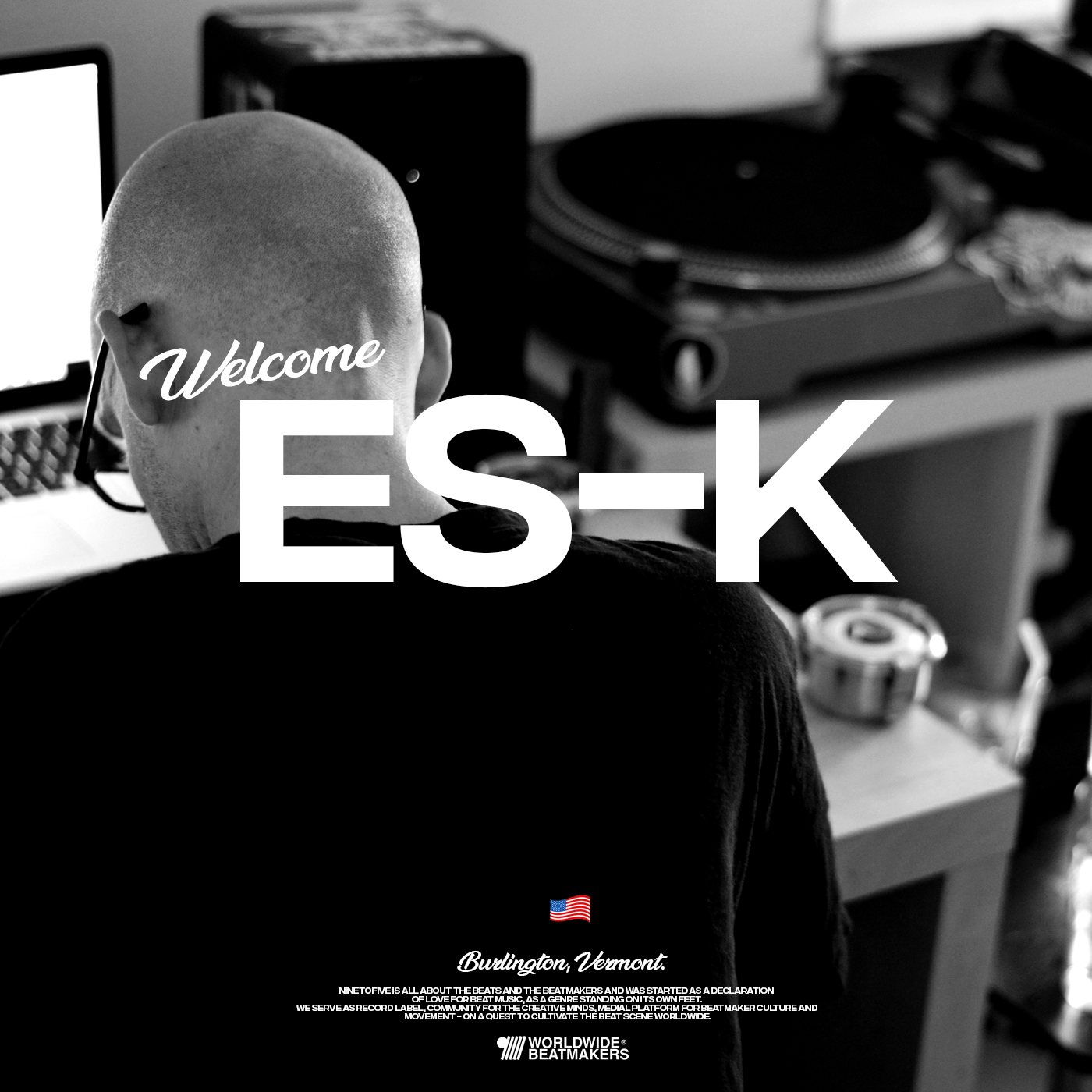 Welcome to Worldwide Beatmakers®  Es-K.