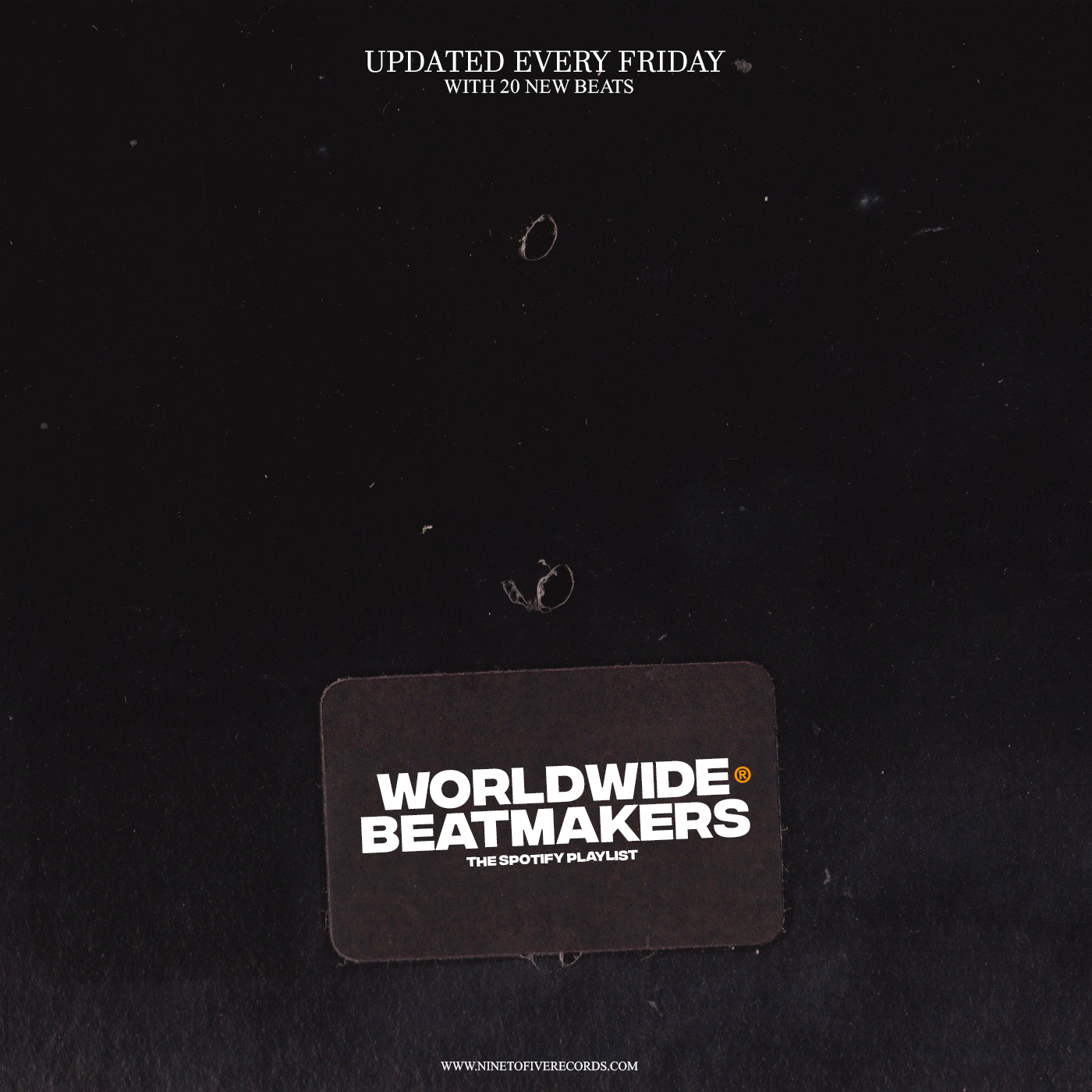 NINETOFIVE®- Worlwide Beatmakers (The Playlist)