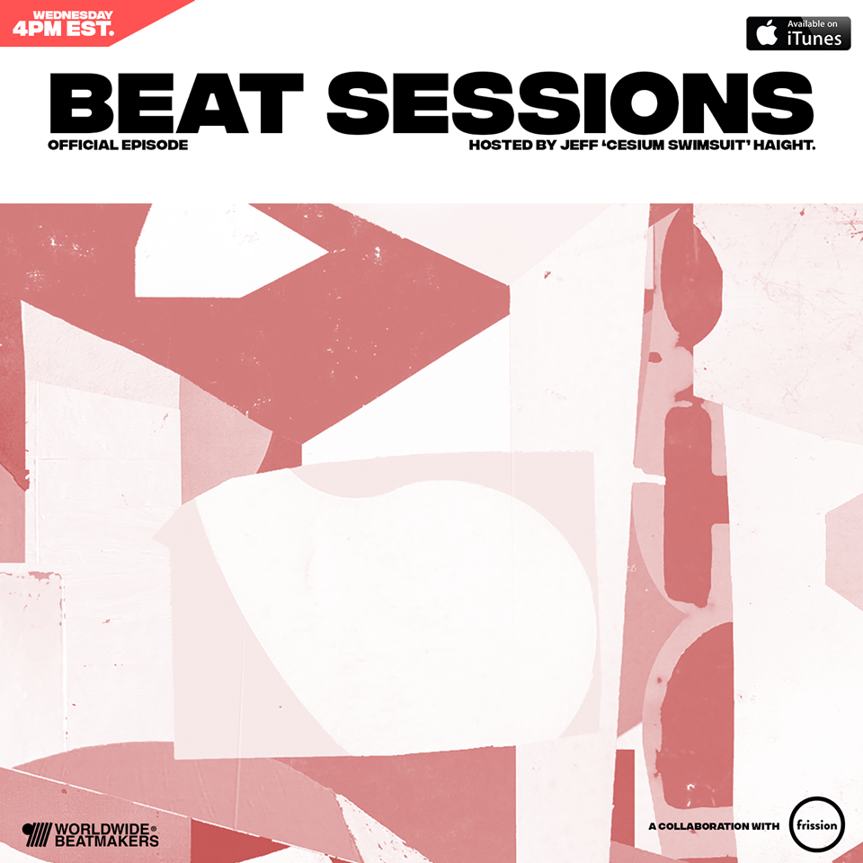 Beat Sessions - Episode 13 Season 04 with Cesium Swimsuit.