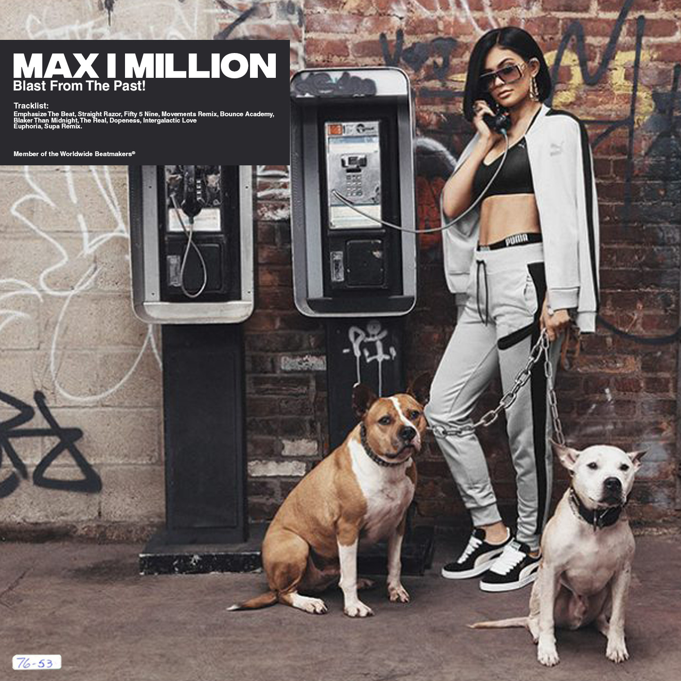 Max I Million - Blast From The Past