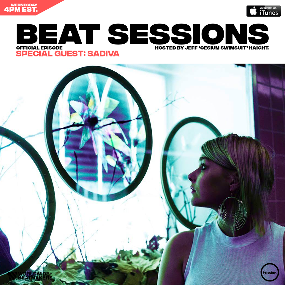 Beat Sessions - Season 04 Episode 15 with SADIVA.