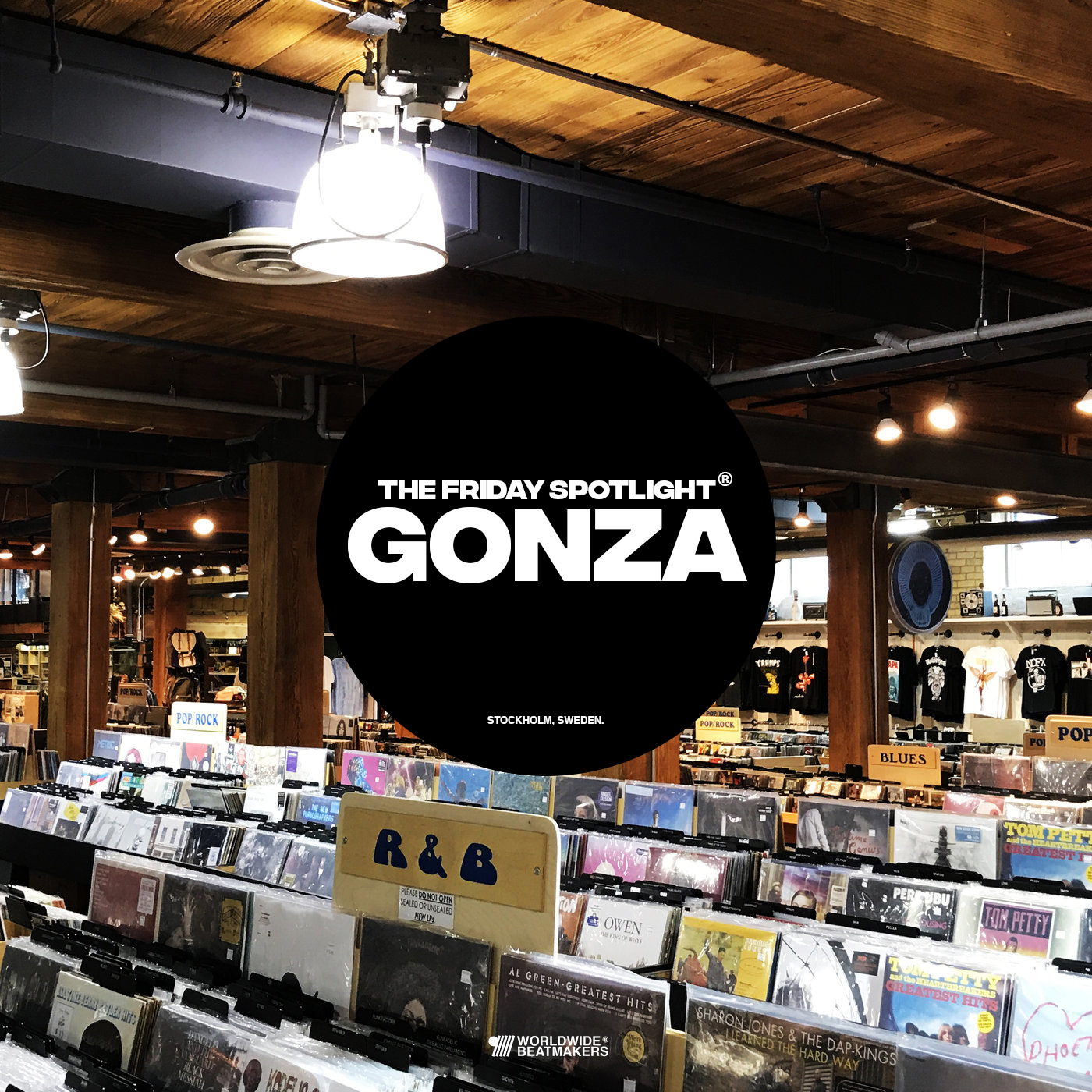 The Friday Spotlight® - Gonza