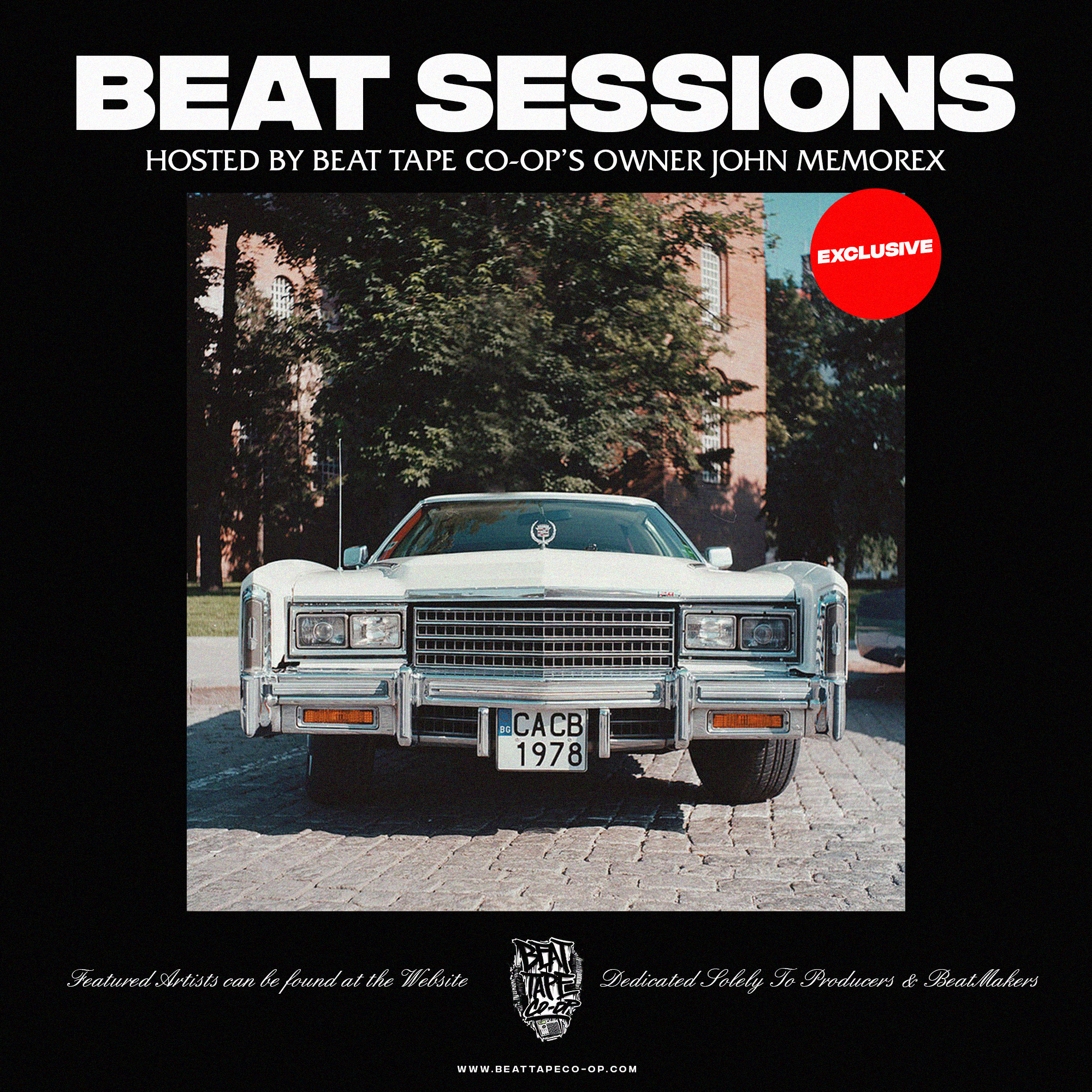 Beat Sessions - Episode 21 with John Memorex